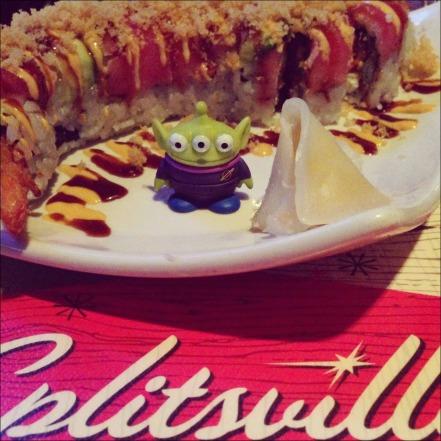 Splitsville Sushi