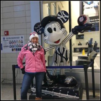 Yankee Mickey
