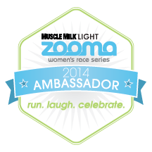 ZOOMA Ambassador Badge 2014