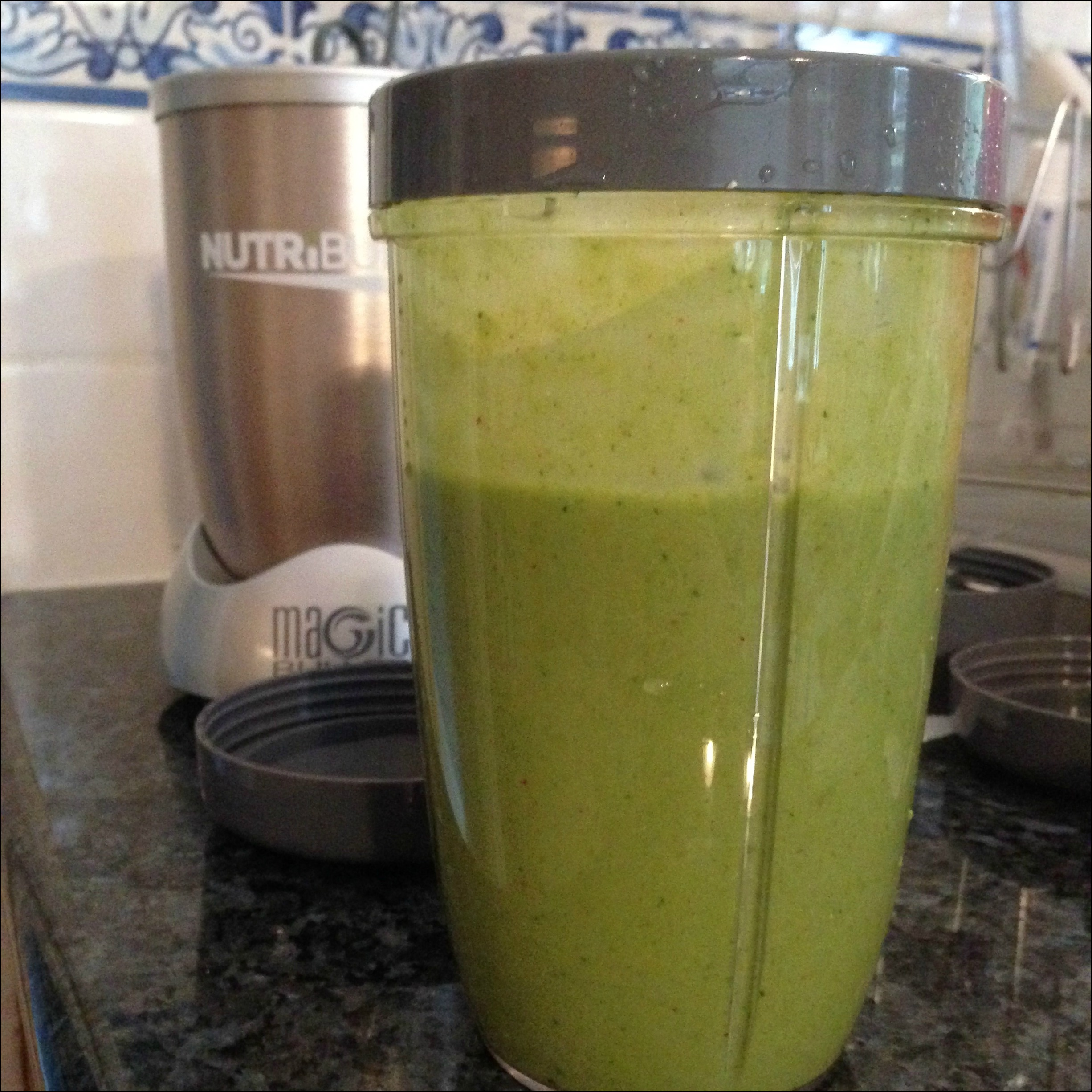 A Seriously Delicious 'Green' Smoothie Recipe — Dishmaps