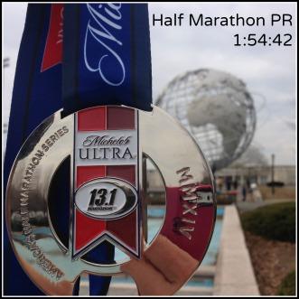 Half Marathon PR