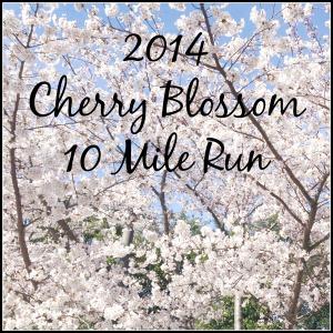 2014 Cherry Blossom Run