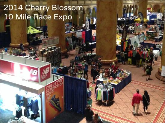 Cherry Blossom Expo