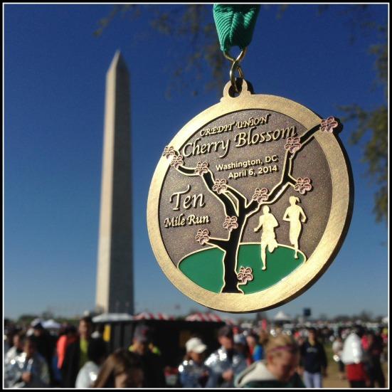 Cherry Blossom Medal