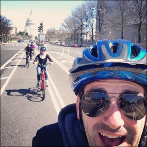 DC by Bike