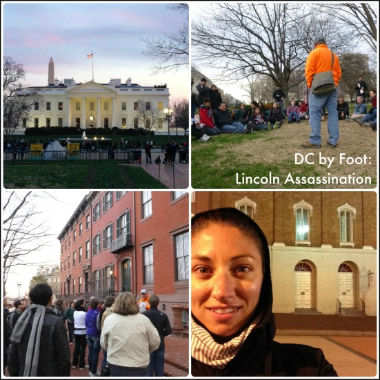 Lincoln Assassination Tour
