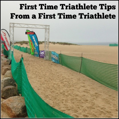 First Time Triathlete Tips