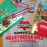 RACE RECAP – Heartbreak Hill 10k