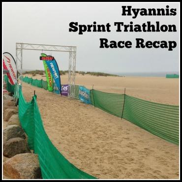 Hyannis Tri Race Recap