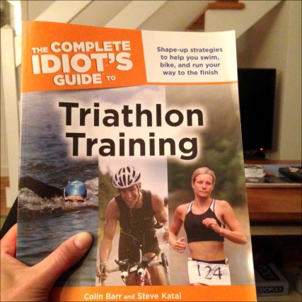 Triathlon Training Book