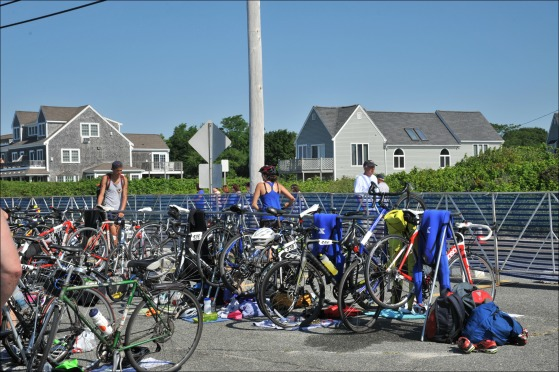 Falmouth Bike Transition