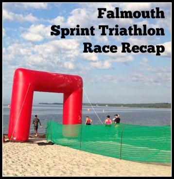 Falmouth Sprint Tri Recap
