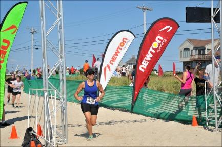Falmouth Tri Finish