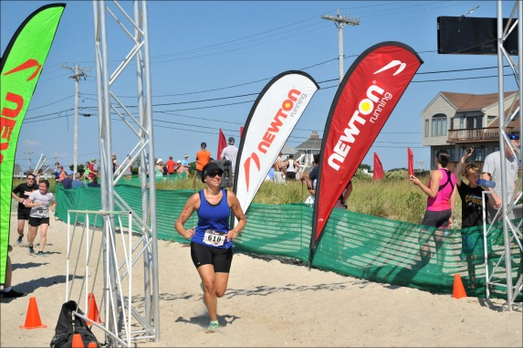Falmouth Tri Finish