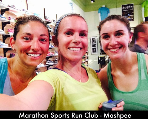 Marathon Sports Run Club