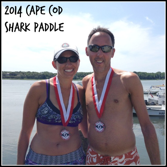 Cape Cod Shark Paddle