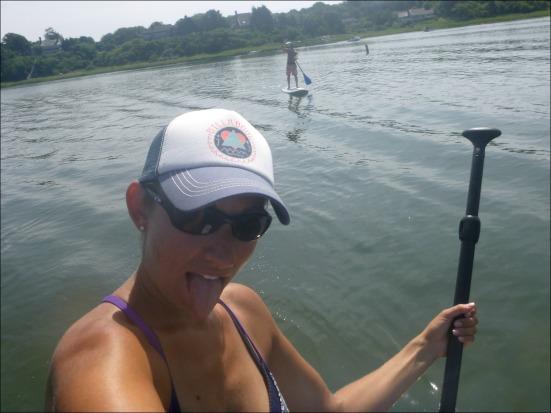 CC Shark Paddle Mile 6