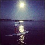 The One With The Full Moon Paddle