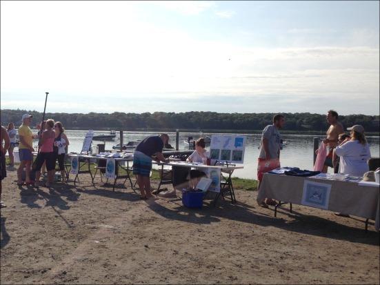 Shark Paddle Registration