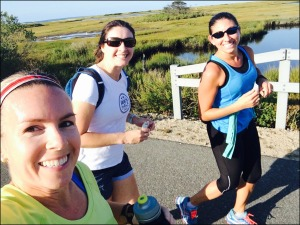 18 Miles with Stacey and Allison