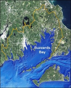 Buzzards Bay Map