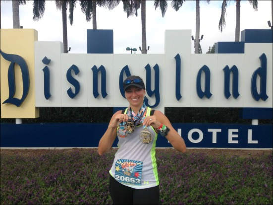 Post Race Disneyland Hotel