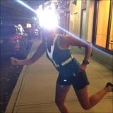 Running at DarkO'Clock