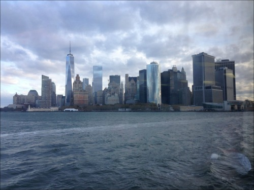 NYC from ferry