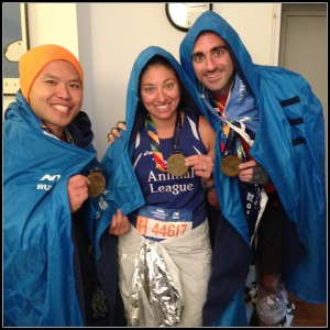 NYCM Finish Photo