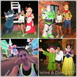 runDisney Wine & Dine Half Marathon – A Look Back
