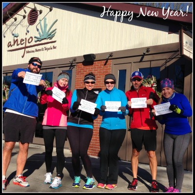 2015 New Years Day Run