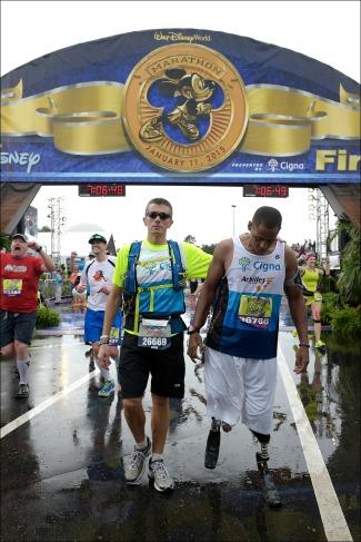 Cedric Dopey Finish