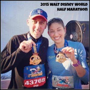 Half Marathon Finish