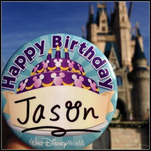 Jason Birthday Button
