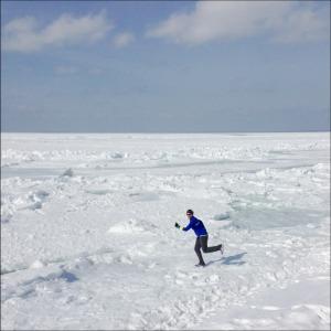 Frozen Bay Run