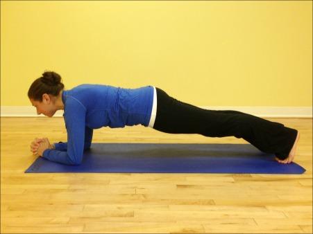 Plank - Forearm