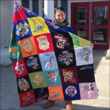 Project Repat T-Shirt Quilt