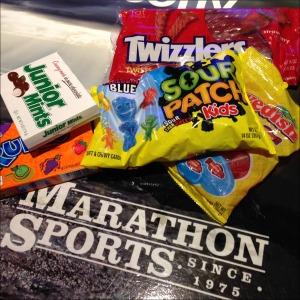 Run Club Movie Candy