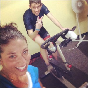 Spin with Dave