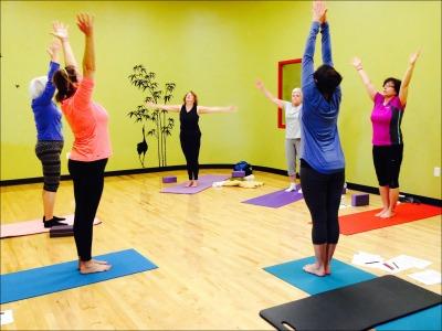 CCR Yoga Workshop