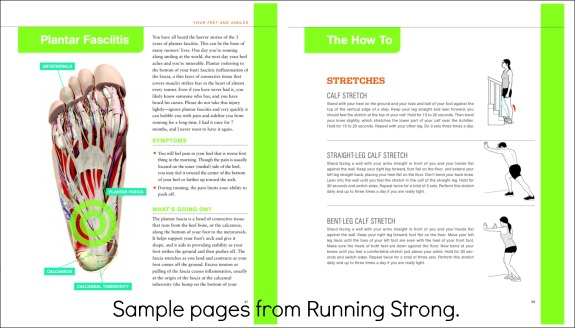 Running Strong Book 1