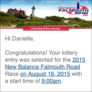 Falmouth Road Race 2015