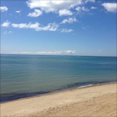 Memorial Day Beach