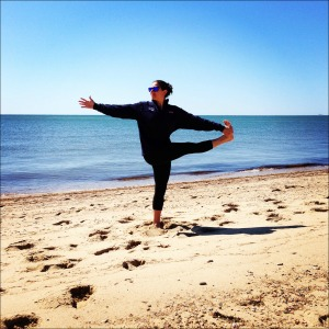 Memorial Day Yoga on the Beach