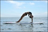 Taking my yoga off the mat…and into thewater!