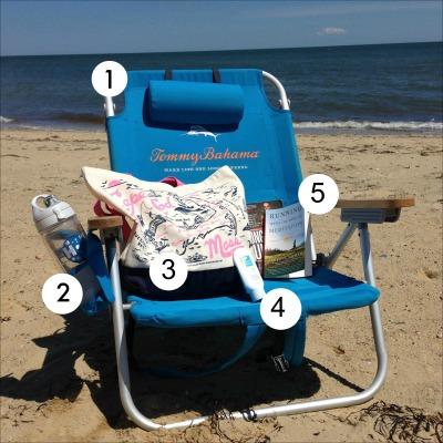 Favorite Beach Things