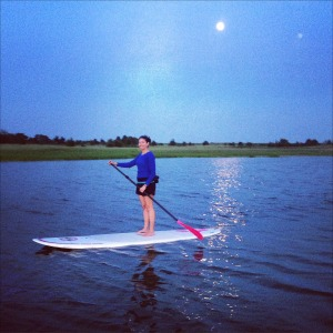 Full Moon SUP July