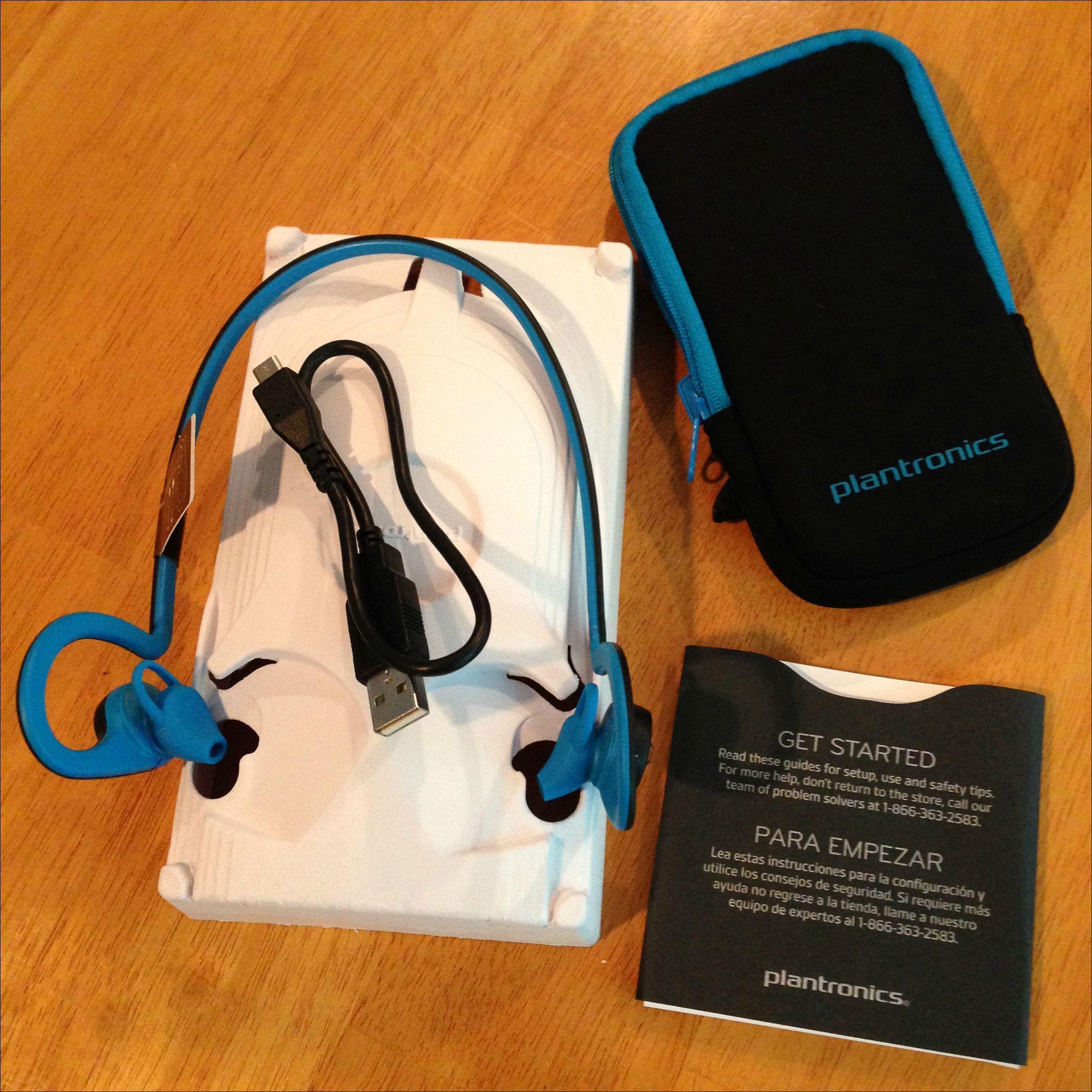 Bibrave Product Review Plantronics Backbeat Fit Wireless Headphones Live Run Grow
