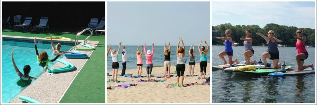 Summer Yoga