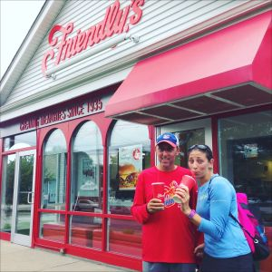 Post-Run Friendly's